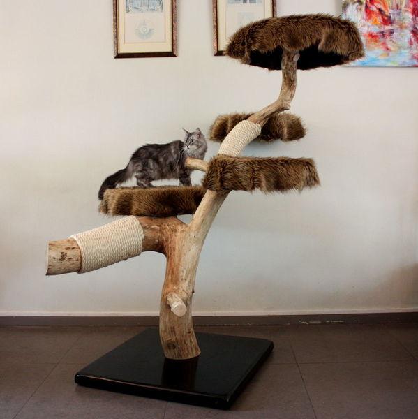 houten krabpalen van treeworld asten marktgigant. Black Bedroom Furniture Sets. Home Design Ideas